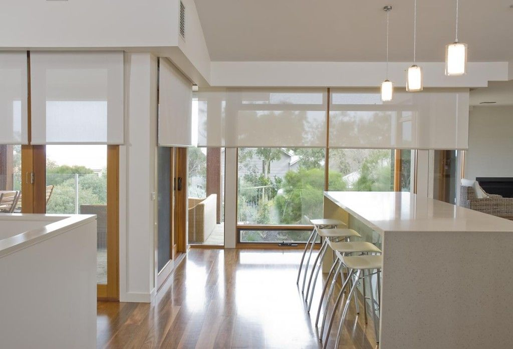 White Roller Blinds : Roller blinds melbourne sydney best